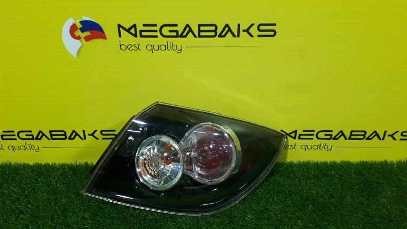 Стоп-сигнал Mazda Axela BK5P 2008 правый P6312 (б/у)