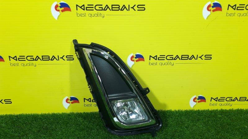 Туманка Mazda Biante CCEFW правая 114-41314 (б/у)