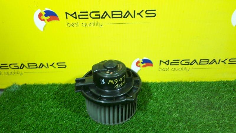 Мотор печки Mazda Mpv LW5W (б/у)