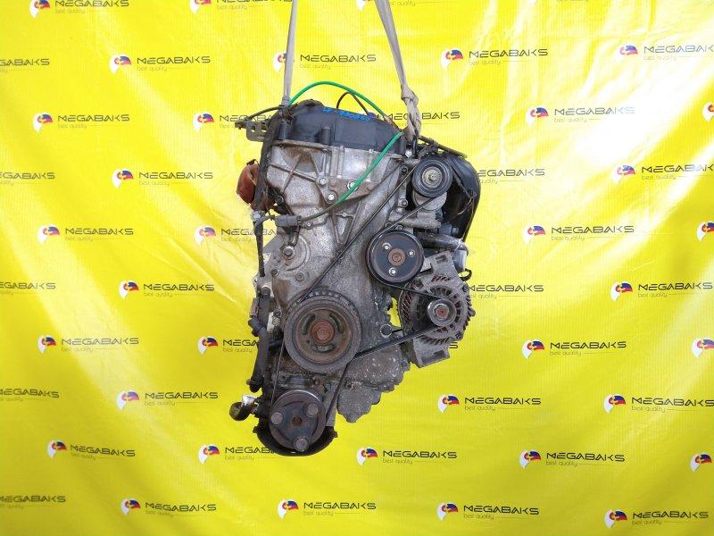Двигатель Mazda Premacy CREW LF-DE 2006 730850 (б/у)