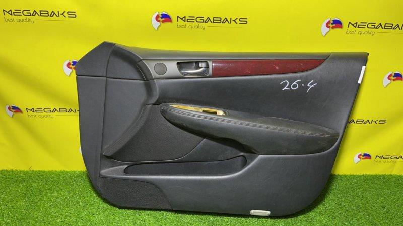 Обшивка дверей Toyota Windom MCV30 (б/у)