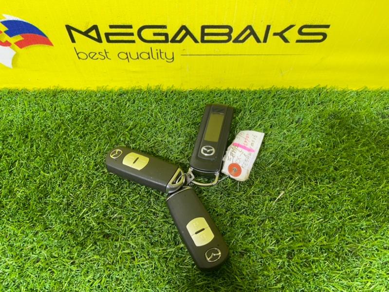 Ключ зажигания Mazda Cx-5 (б/у)