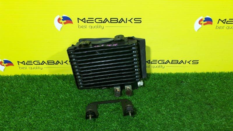 Радиатор масляный Mazda Rx-8 SE3P (б/у)