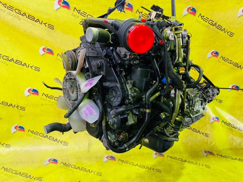 Двигатель Isuzu Wizard UES73 4JX1 1999 515793 (б/у)