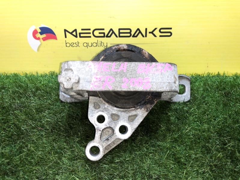 Подушка двигателя Mazda Axela BK5P ZY передняя правая (б/у)