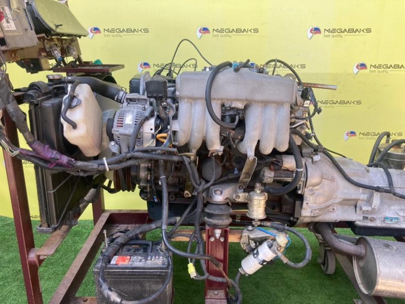 Двигатель Toyota Mark Ii GX90 1G-FE 1992 5987789 (б/у)