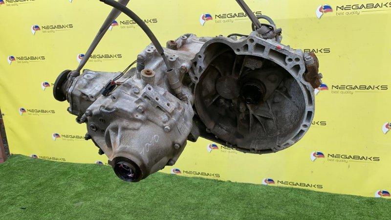 Мкпп Nissan Bluebird RNU12 CA18DE RS5F50A FG44 (б/у)