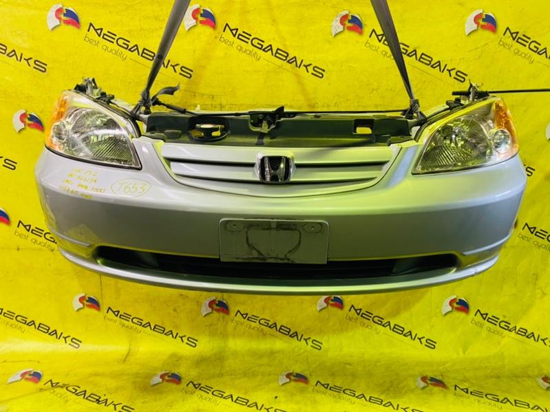Nose cut Honda Civic ES2 D15B 2002 P0882 (б/у)