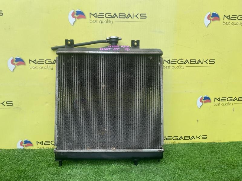 Радиатор основной Mitsubishi Pajero Mini H56A 4A30T 1997 (б/у)