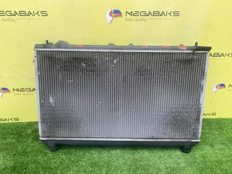 Радиатор основной Toyota Mark Ii Qualis MCV25 2MZ-FE 1998 (б/у)