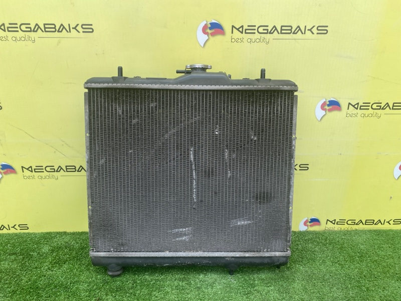 Радиатор основной Mitsubishi Pajero Mini H58A 4A30T 2001 (б/у)