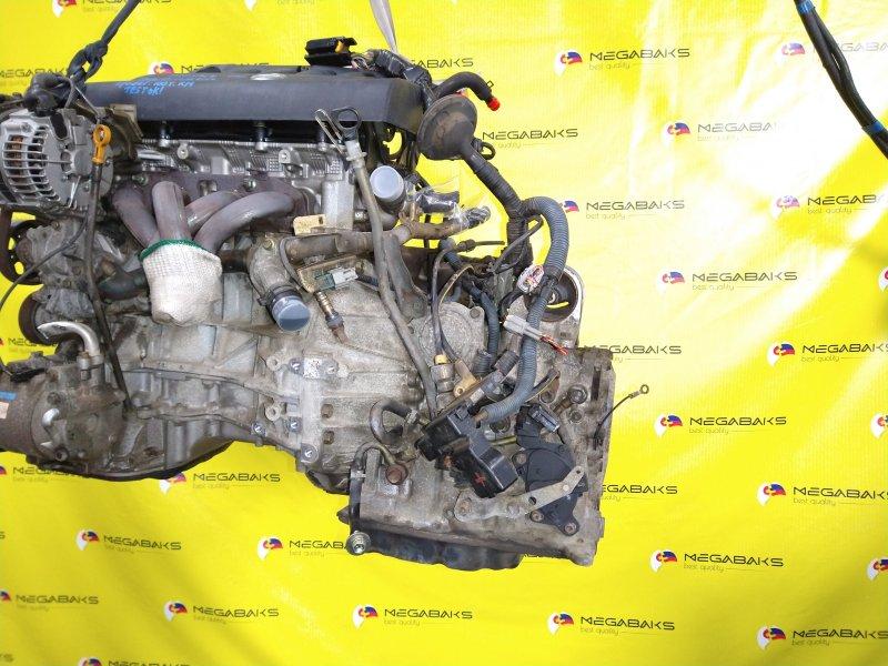 Акпп Nissan Presage TNU31 QR25DE 2004 RE4F04B FT44 (б/у)