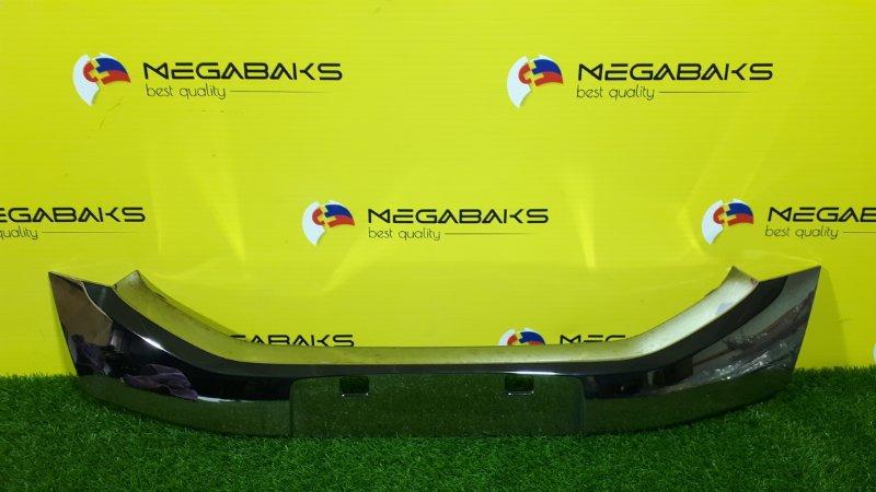 Накладка на бампер Honda Odyssey RB3 (б/у)