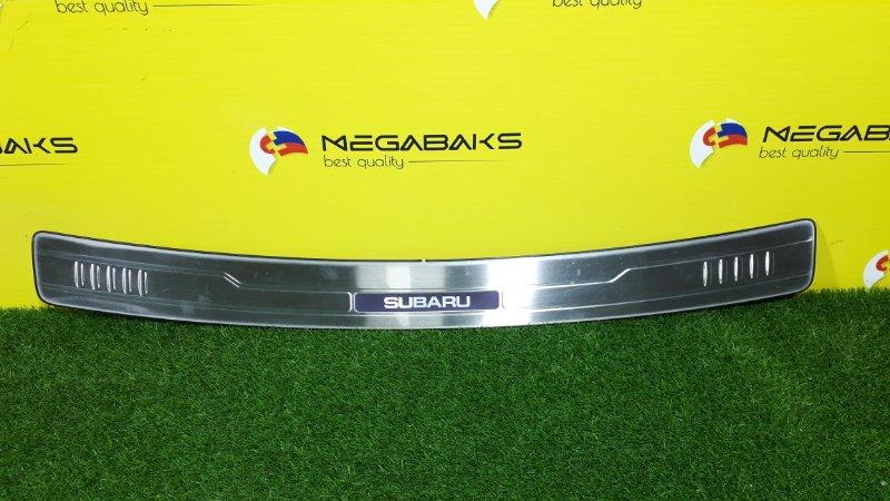 Накладка на бампер Subaru Outback BP9 (б/у)