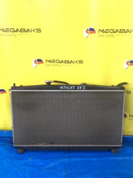 Радиатор основной Honda Insight ZE2 LDA (б/у)