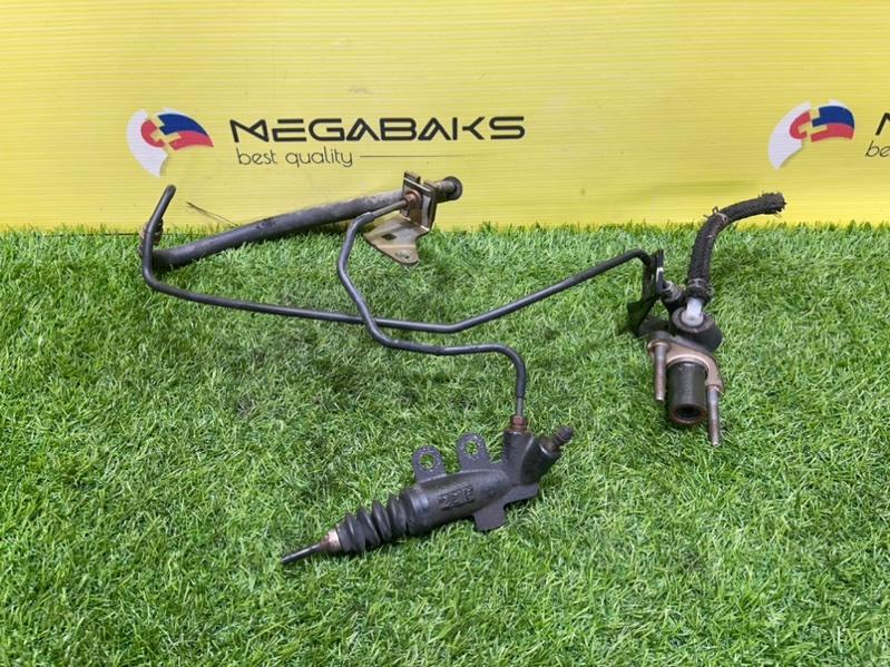 Рабочий цилиндр сцепления Mazda Rx-8 SE3P 13B (б/у)