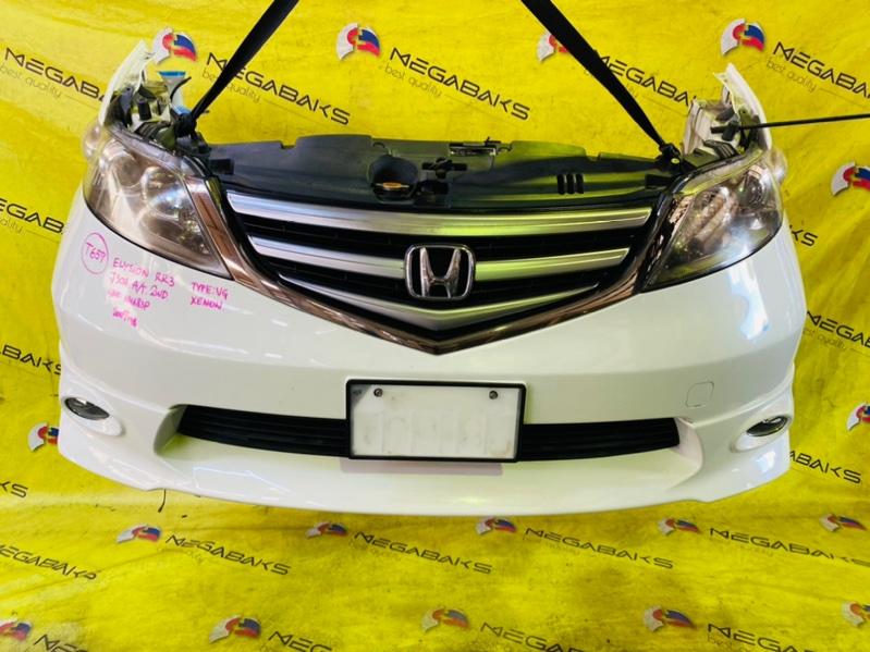 Nose cut Honda Elysion RR3 J30A 2007 (б/у)