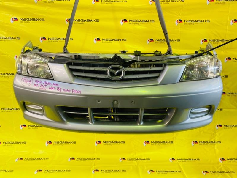 Nose cut Mazda Demio DW3W B3 2000 P1001 (б/у)