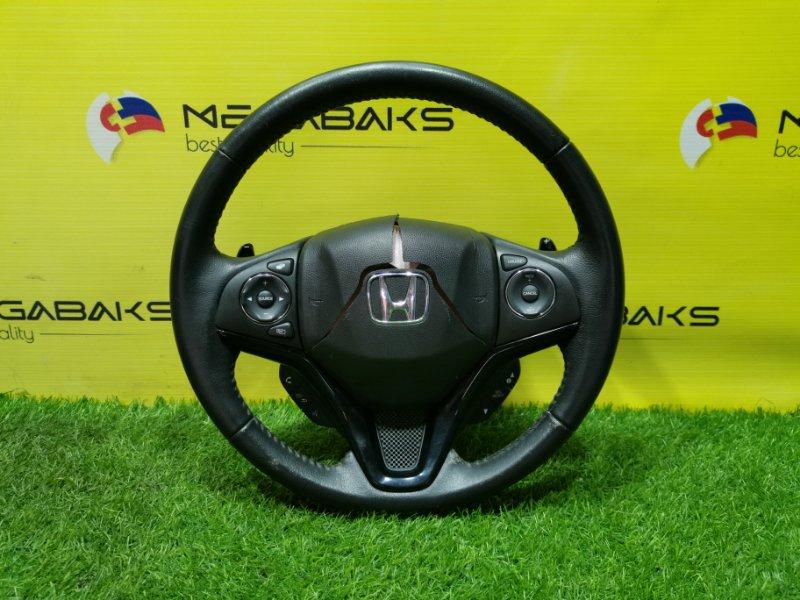 Руль Honda Vezel RU3 LEB (б/у)