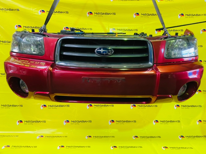 Nose cut Subaru Forester SG5 EJ202 2002 1703 (б/у)