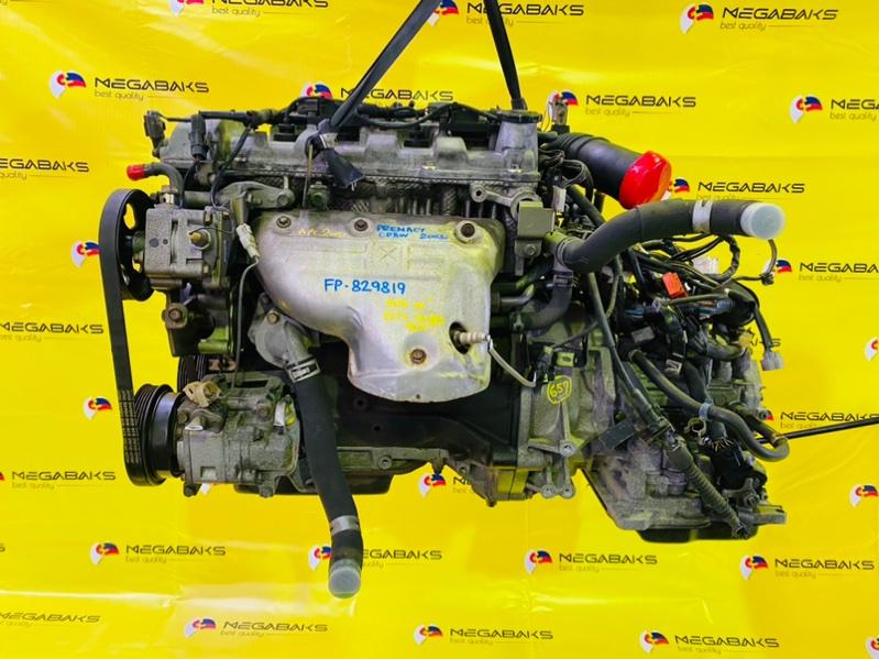 Двигатель Mazda Premacy CP8W FP 2003 829819 (б/у)