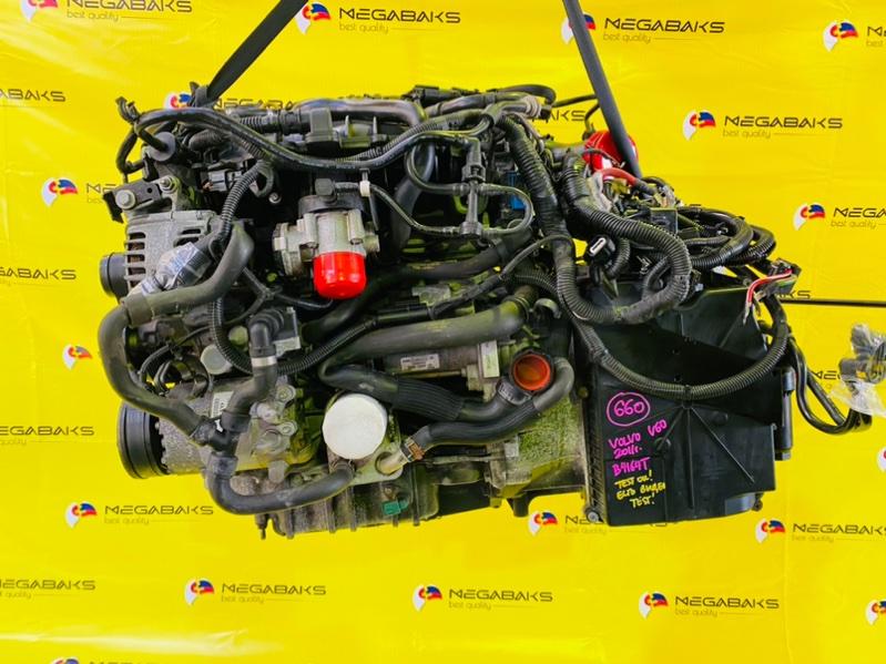 Двигатель Volvo V60 FW48 B4164T 2010 4102790 (б/у)