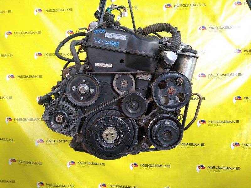 Двигатель Toyota Mark Ii JZX115 1JZ-GE 2002 1201888 (б/у)
