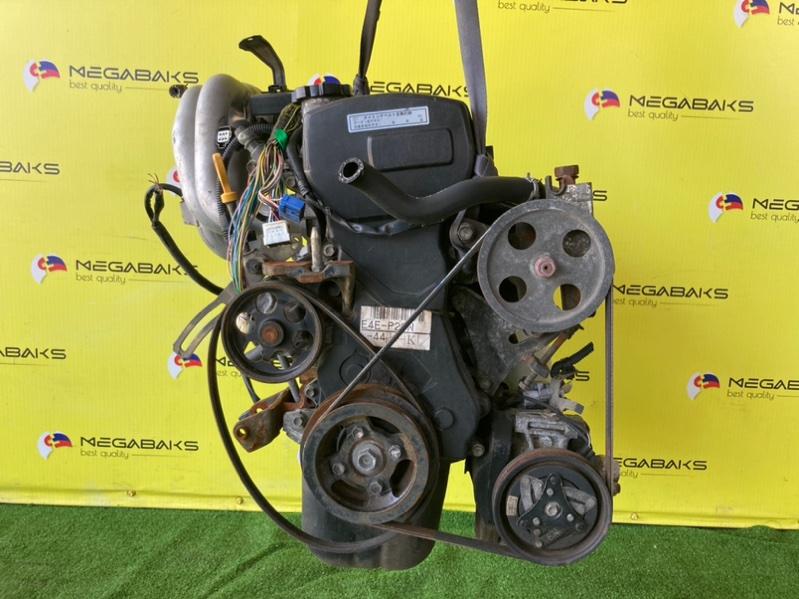 Двигатель Toyota Starlet EP95 4E-FE 2243268 (б/у)
