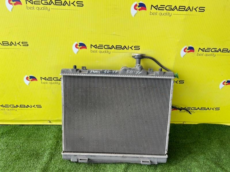 Радиатор основной Suzuki Solio MA15S K6A (б/у)