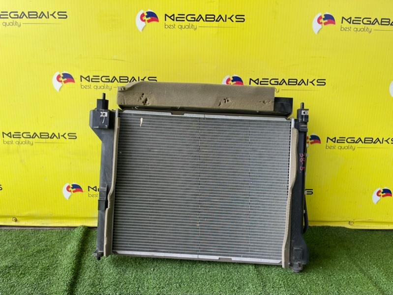 Радиатор основной Nissan Lannia U15Z HR16 2015 (б/у)