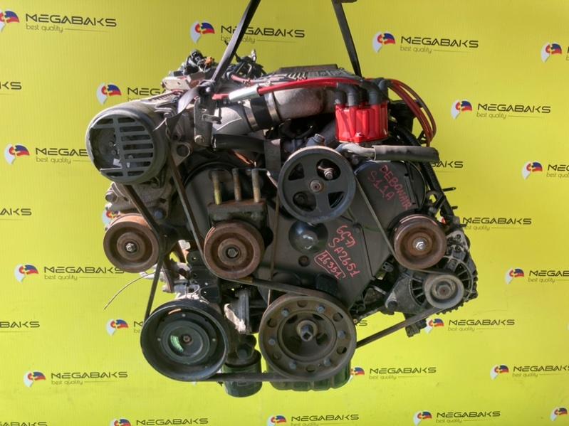 Двигатель Mitsubishi Debonair S11A 6G71 (б/у)