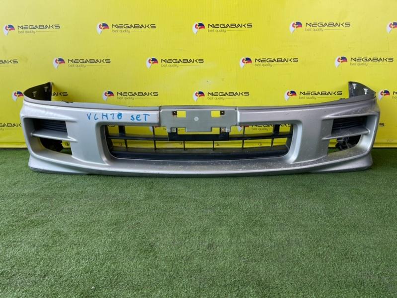 Губа Toyota Grand Hiace VCH10 передняя (б/у)