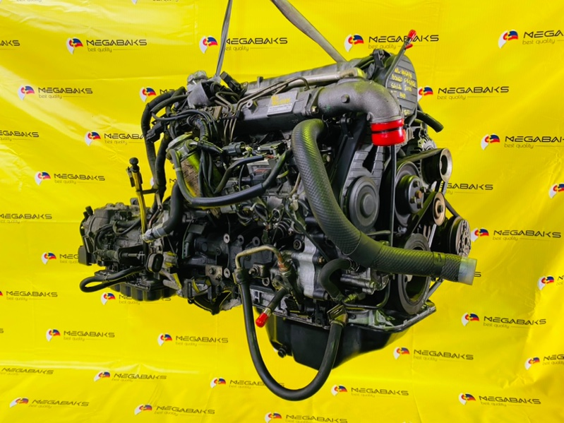 Двигатель Mazda Bongo Friendee SGLR WL-T 2000 446494 (б/у)