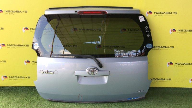 Дверь задняя Toyota Spade NCP145 camera (б/у)
