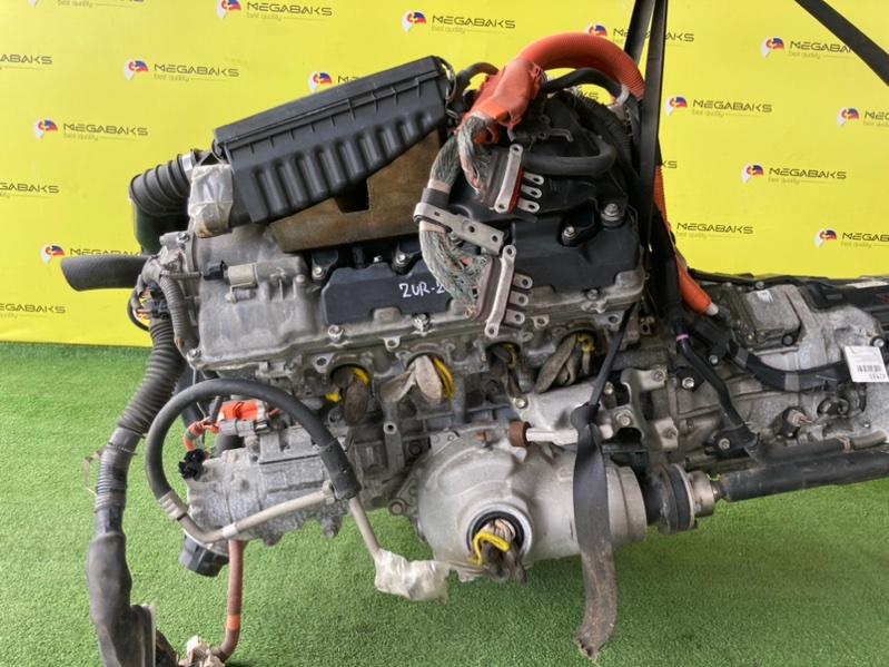 Двигатель Lexus Ls600H UVF45 2UR-FSE 2008 2015346 (б/у)