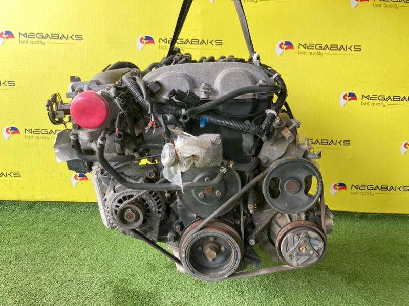 Двигатель Mazda Roadster NB6C B6 932060 (б/у)