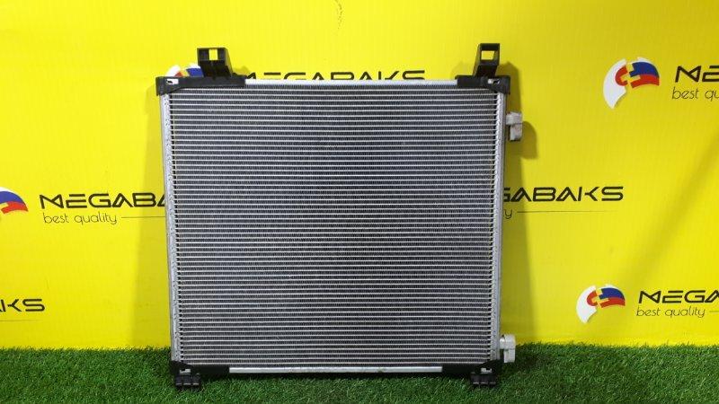 Радиатор кондиционера Toyota Iq KPJ10 EM (б/у)