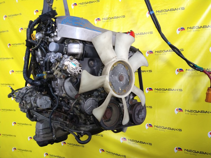 Двигатель Nissan Elgrand ATWE50 ZD30DDTI 2000 036473A (б/у)