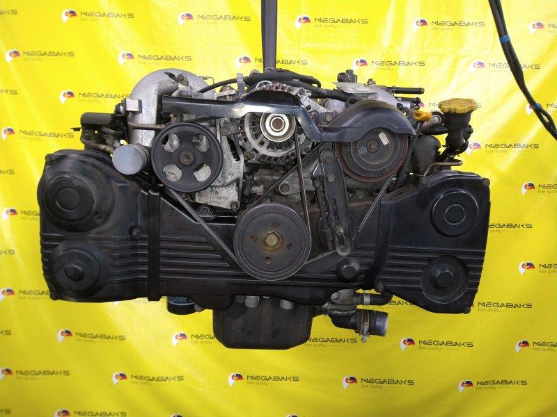 Двигатель Subaru Lancaster BH9 EJ254 2001 B299584 (б/у)