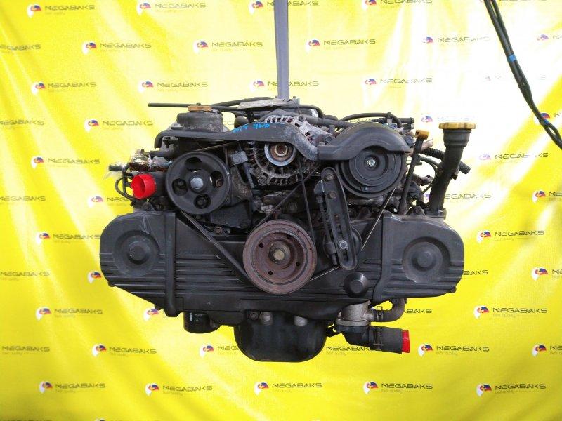 Двигатель Subaru Legacy BG3 EJ18E 1995 521209 (б/у)