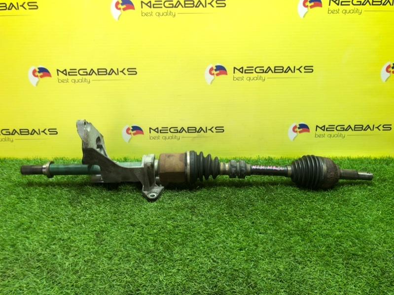 Привод Nissan X-Trail NT31 MR20 передний правый (б/у)