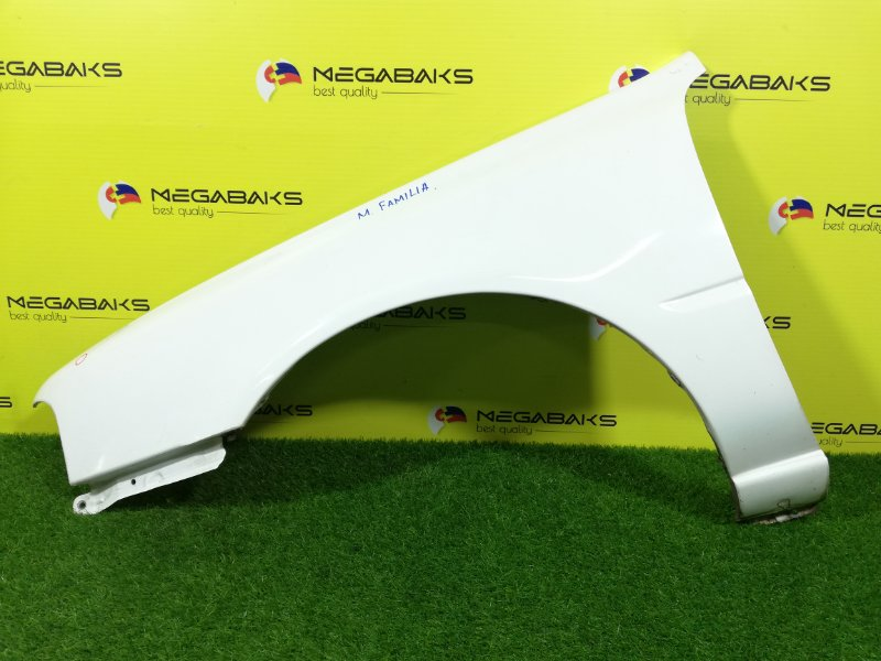 Крыло Nissan Ad Y10 переднее левое (б/у)