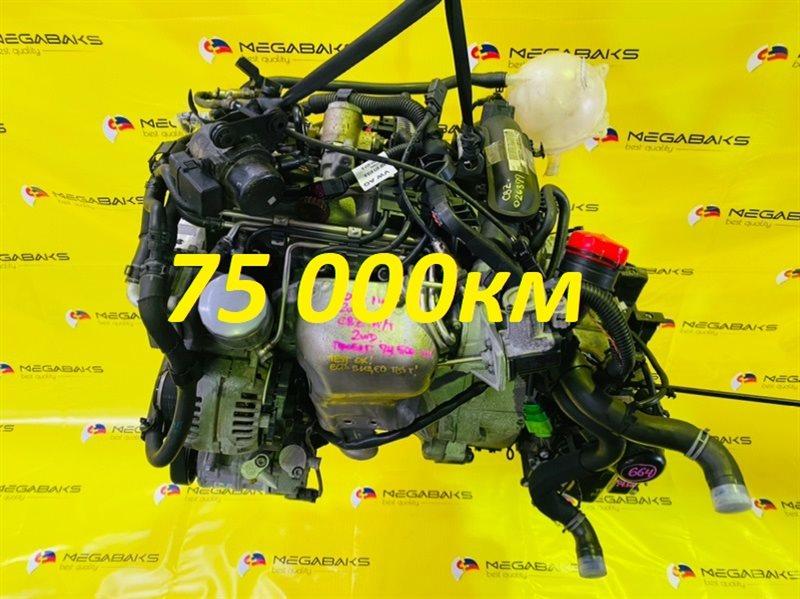 Акпп Volkswagen Polo MK5 CBZB 2010 MGV (б/у)