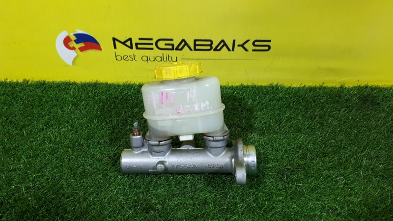 Главный тормозной цилиндр Nissan Bluebird HNU14 (б/у)