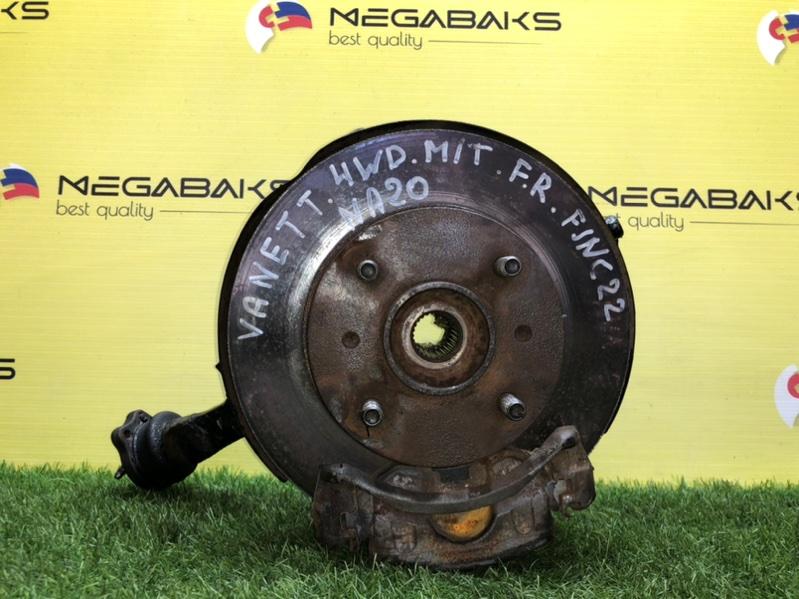 Ступица Nissan Vanette FJNC22 NA20 передняя правая (б/у)