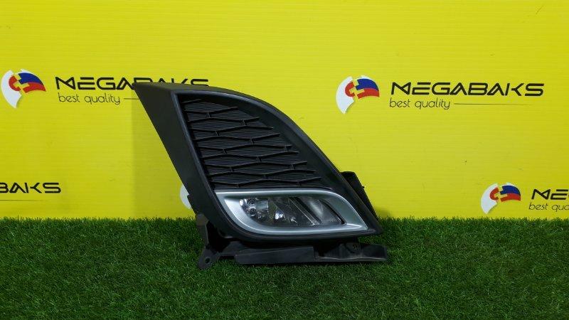Туманка Mazda Axela BLEFW правая 114-41343 (б/у)
