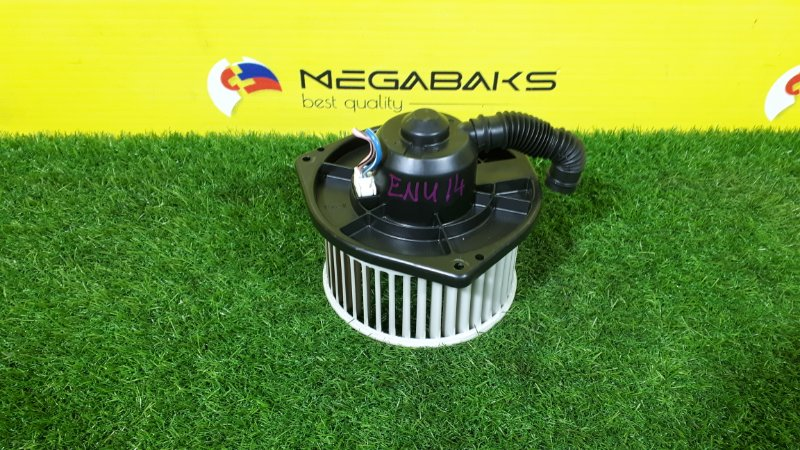 Мотор печки Nissan Bluebird ENU14 (б/у)