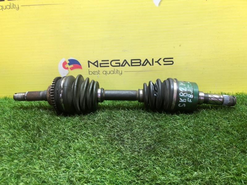 Привод Mazda Bongo SK82MN F8 передний правый 26/26 (б/у)