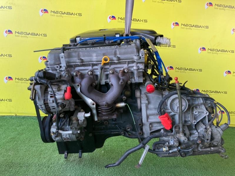 Двигатель Nissan Ad VFY10 GA15DS 1996 656418D (б/у)