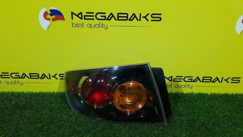 Стоп-сигнал Mazda Axela BKEP левый P2688 (б/у)